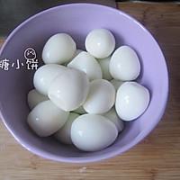 【鹌鹑蛋红烧肉】 的做法图解5