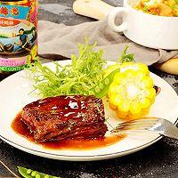 蚝油煎小牛肉#厨此之外,锦享美味#的做法图解9