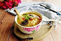 #精品菜谱挑战赛#为爱煲养+香菇蛏干鸡汤的做法