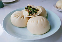 麻油香菇青菜包的做法