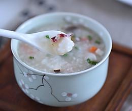 营养时蔬龙虾粥的做法