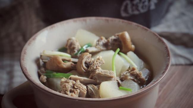 萝卜焖羊排(焖)#胆·敢不同,美的原生态AH煲#的做法