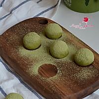 日式抹茶奶油球的做法图解15