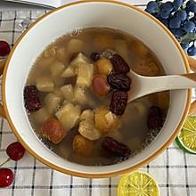 #橄榄中国味 感恩添美味#山楂苹果红枣汤
