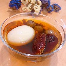 补血暖宫-红糖鸡蛋姜红枣水