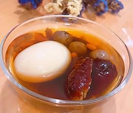 补血暖宫-红糖鸡蛋姜红枣水的做法