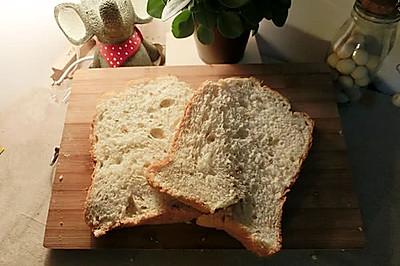 【面包机】香栗面包