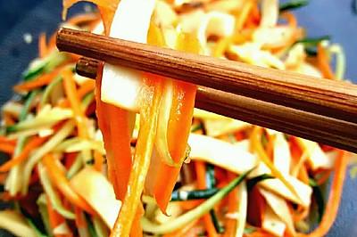 杏鲍菇的N种吃法之――凉拌