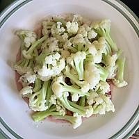 西式沙拉--三色黎麦花菜沙拉#宜家让家更有味#的做法图解13
