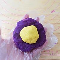 紫薯南瓜月饼的做法图解10