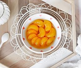 桔子糖水的做法
