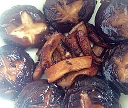 香菇的诱惑 煎香菇的做法