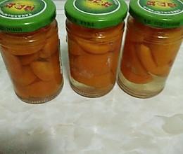 杏罐头的做法