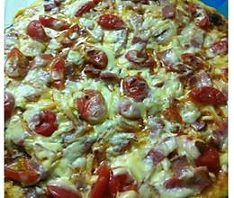 披萨(电饼铛)的做法