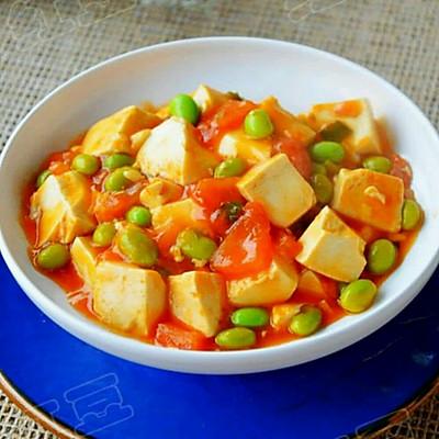 番茄炖豆腐-.-超简单的豆腐系列