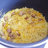 冬日里的快手饭——羊肉咖喱焖饭的做法图解7