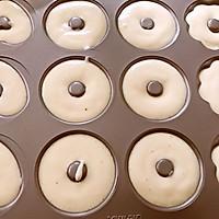 巧克力甜甜圈海绵蛋糕的做法图解11