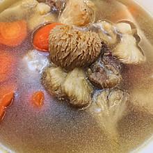 猴头菇心灵鸡汤