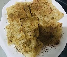 剩米饭变锅巴的做法