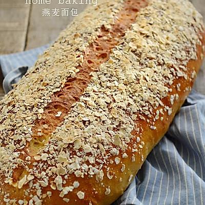 橄露Gallo经典特级初榨橄榄油试用之一 ——燕麦面包的做法 步骤2