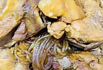 脊骨炖土豆粉条的做法