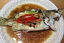 清蒸鳜鱼的做法