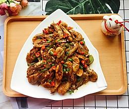 #母亲节,给妈妈做道菜#秘制十三香烧虾干的做法