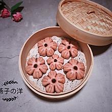 豆沙包之樱花朵朵开