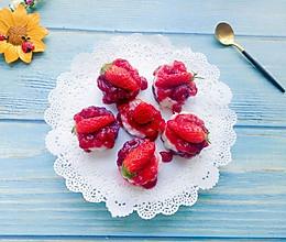 #餐桌上的春日限定#山药草莓的做法