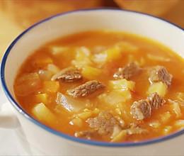 罗宋汤【孔老师教做菜】的做法