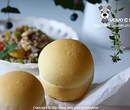 早餐面包【自制柔软中种面包】的做法