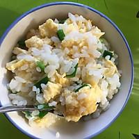 鸡蛋饭的做法图解2