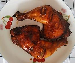 家常烤鸡腿的做法