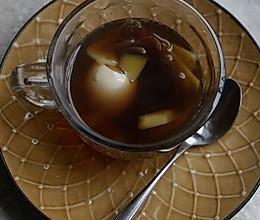 桂圆红糖姜汁煮鸡蛋的做法