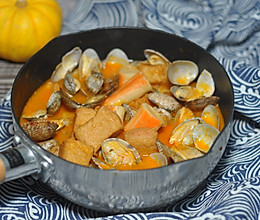 超级简单自己就可以做冬阴功海鲜锅的做法