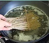翠拌荞麦面的做法图解2