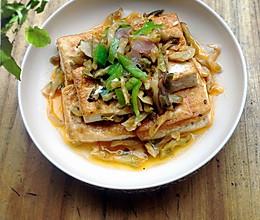 家常菜:红烧豆腐的做法