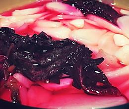 小食物|紫苏姜片的做法