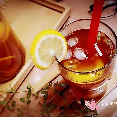 百香果冰红茶~冯冯茶坊之十一