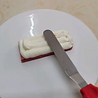 #美食新势力#草莓戚风无花果蛋糕的做法图解30