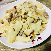 笋子肉片(川味最美)