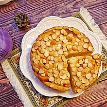 苹果隐形千层蛋糕