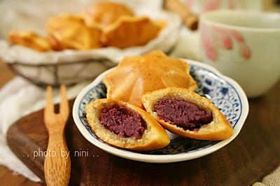 紫薯星星烧