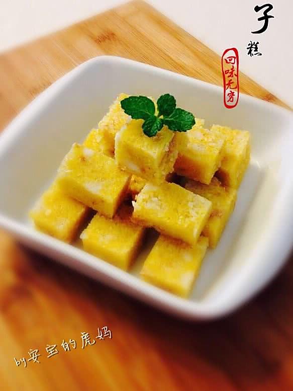 子糕--来自中国最美乡村婺源的一道特色小吃