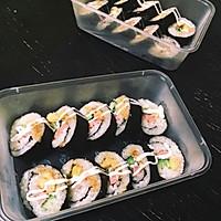 【寿司系列】基础:简易寿司卷。的做法图解6