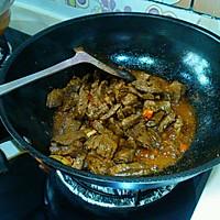 牛肉炖萝卜﹝香烂的牛肉*入口即化的萝卜,拌着浓浓的蒜香﹞的做法图解3