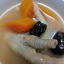 木瓜鸡爪汤