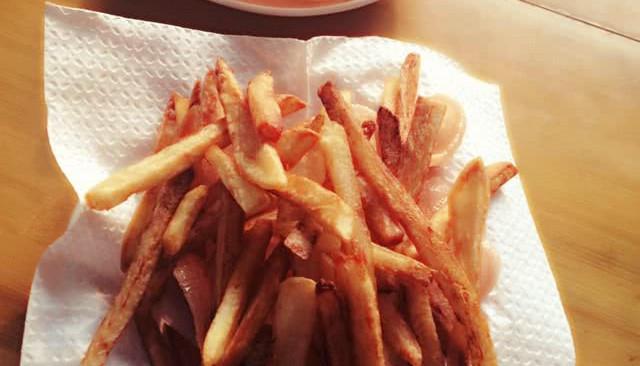 超简单快捷的美味薯条的做法