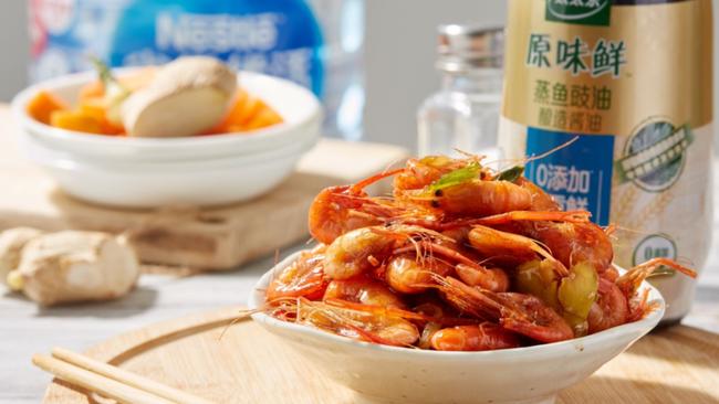 #经典家常菜 上海油爆虾的做法