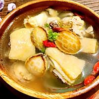 春季养生鲜鲍鱼土鸡汤的做法图解7